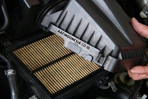 filter udara pada mobil